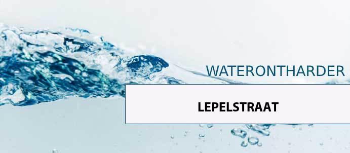 waterontharder-lepelstraat-4664
